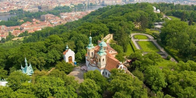 Петршин холм в Праге — подробная информация с фото