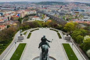 Холмы Праги