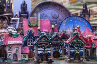 Какие сувениры привезти из Праги в подарок