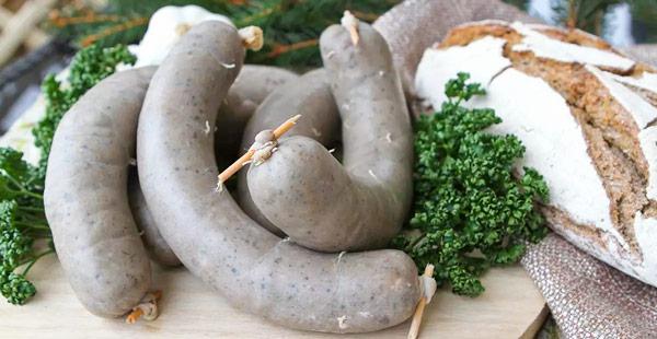 Йтрнице (Jitrnice) традиционная чешская колбаса