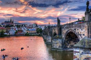 Instagram экскурсия по Праге