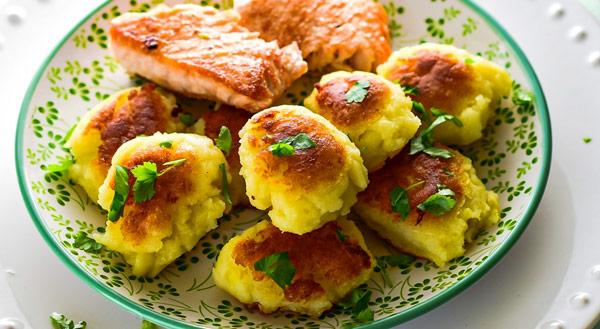 Шкубанки (Škubánky) чешское сладкое картофельное блюдо