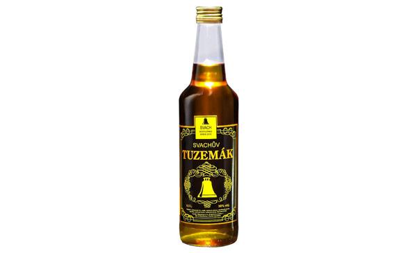 Tuzemák чешский ром