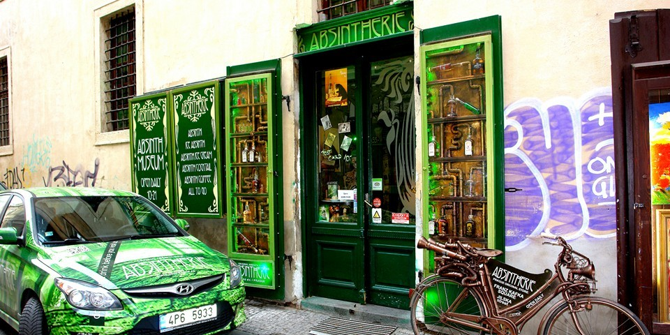 Что купить в Праге