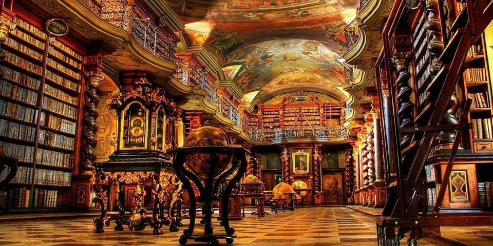Клементиум в Праге