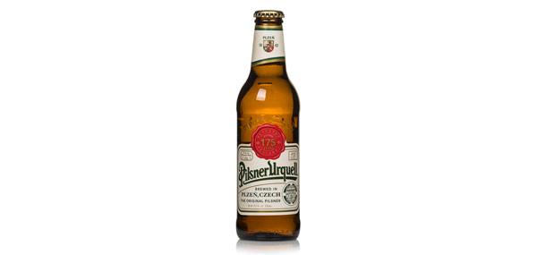 Чешское пиво Pilsner Urquell