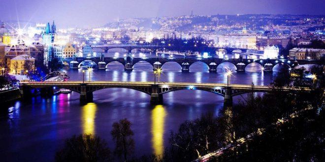 Погода в Праге в феврале