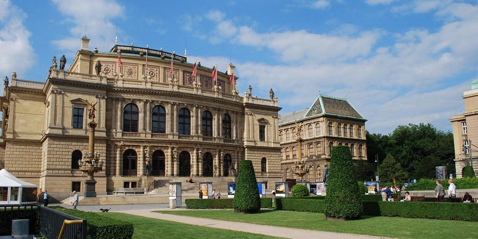 Погода в Праге в июне