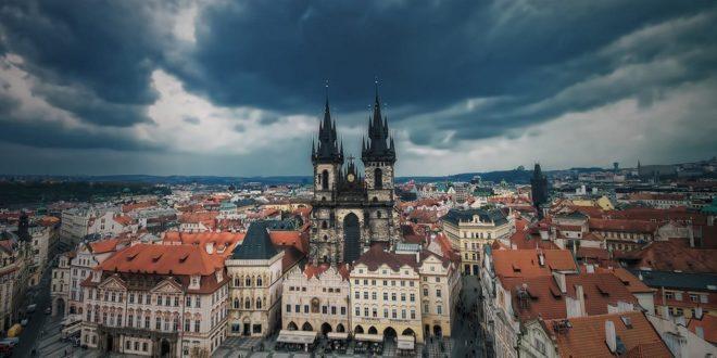Погода в Праге в ноябре