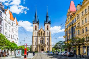 экскурсия по Праге на электровелосипедах