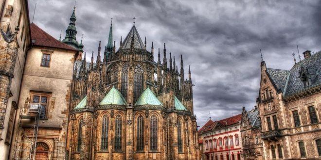 Собор Святого Вита в Праге. Легенды интересные факты.