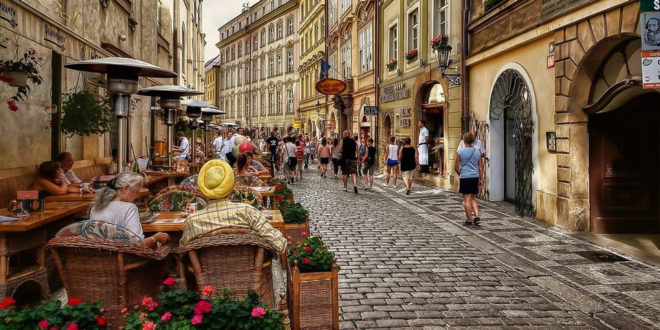 Сколько стоит жизнь в Праге